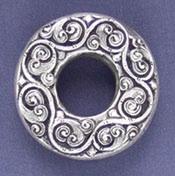 серебряная подвеска, тибетское серебро, этнические украшения