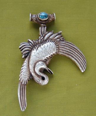тибетские украшения, звериный стиль